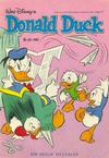 Cover for Donald Duck (Oberon, 1972 series) #50/1987