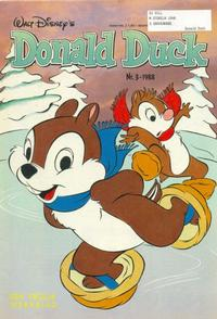 Cover Thumbnail for Donald Duck (Oberon, 1972 series) #3/1988
