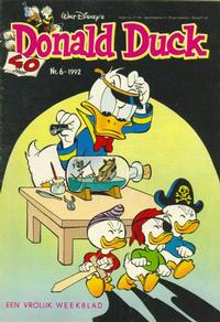 Cover Thumbnail for Donald Duck (Geïllustreerde Pers, 1990 series) #6/1992
