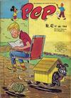 Cover for Pep (Geïllustreerde Pers, 1962 series) #42/1964