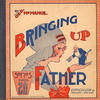 Cover for Bringing Up Father (Cupples & Leon, 1919 series) #20