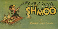 Cover Thumbnail for Al Capp's Shmoo in Washable Jones' Travels (Toby, 1950 series) #[nn]