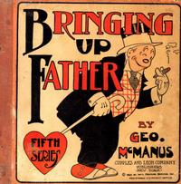 Cover Thumbnail for Bringing Up Father (Cupples & Leon, 1919 series) #5