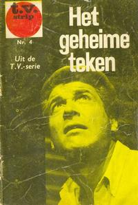 Cover Thumbnail for T.V. Strip (Zuid-Nederlandse Uitgeverij (ZNU), 1965 series) #4