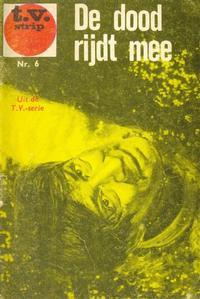 Cover Thumbnail for T.V. Strip (Zuid-Nederlandse Uitgeverij (ZNU), 1965 series) #6