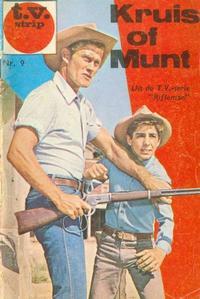 Cover Thumbnail for T.V. Strip (Zuid-Nederlandse Uitgeverij (ZNU), 1965 series) #9