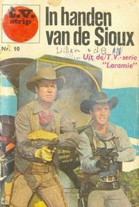 Cover Thumbnail for T.V. Strip (Zuid-Nederlandse Uitgeverij (ZNU), 1965 series) #10