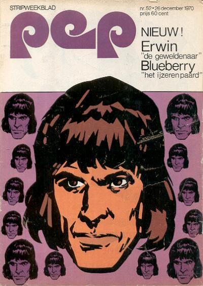 Cover for Pep (Geïllustreerde Pers, 1962 series) #52/1970
