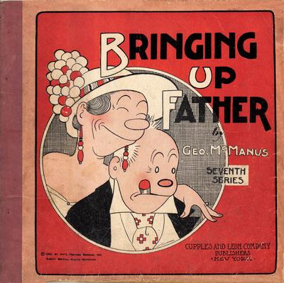Cover for Bringing Up Father (Cupples & Leon, 1919 series) #7