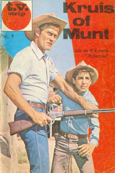 Cover for T.V. Strip (Zuid-Nederlandse Uitgeverij (ZNU), 1965 series) #9