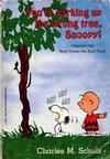 Cover for You're Barking Up the Wrong Tree, Snoopy (Scholastic Book Services, 1980 series) #[nn]