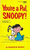 Cover for You're a Pal, Snoopy! (Crest Books, 1971 ? series) #2-2609-3