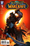 Cover for World of Warcraft (DC, 2008 series) #1 [Jim Lee Cover Variant]