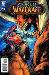 Cover for World of Warcraft (DC, 2008 series) #3 [Jim Lee Cover Variant]
