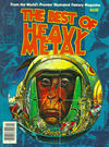 Cover for Heavy Metal Special Editions (Heavy Metal, 1981 series) #[2] - The Best of Heavy Metal