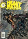 Cover for Heavy Metal Special Editions (Heavy Metal, 1981 series) #v9#1 - Overdrive