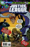 Cover for Justice League Unlimited (DC, 2004 series) #39