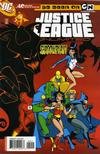 Cover for Justice League Unlimited (DC, 2004 series) #40