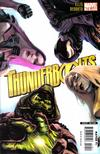 Cover for Thunderbolts (Marvel, 2006 series) #119