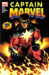 Cover Thumbnail for Captain Marvel (2008 series) #1 [First Printing]