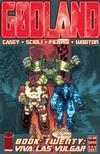 Cover for Godland (Image, 2005 series) #20