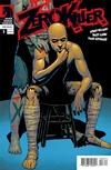 Cover for Zero Killer (Dark Horse, 2007 series) #3