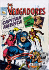 Cover for Los Vengadores (Editora de Periódicos La Prensa S.C.L., 1965 series) #1