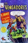 Cover for Los Vengadores (Editora de Periódicos La Prensa S.C.L., 1965 series) #6