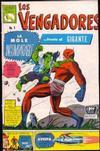 Cover for Los Vengadores (Editora de Periódicos La Prensa S.C.L., 1965 series) #8