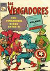 Cover for Los Vengadores (Editora de Periódicos La Prensa S.C.L., 1965 series) #12