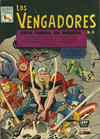 Cover for Los Vengadores (Editora de Periódicos La Prensa S.C.L., 1965 series) #16