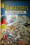 Cover for Los Vengadores (Editora de Periódicos La Prensa S.C.L., 1965 series) #19