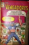 Cover for Los Vengadores (Editora de Periódicos La Prensa S.C.L., 1965 series) #23