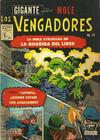 Cover for Los Vengadores (Editora de Periódicos La Prensa S.C.L., 1965 series) #24