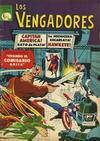 Cover for Los Vengadores (Editora de Periódicos La Prensa S.C.L., 1965 series) #27