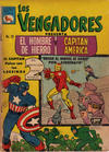 Cover for Los Vengadores (Editora de Periódicos La Prensa S.C.L., 1965 series) #28