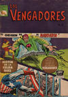 Cover for Los Vengadores (Editora de Periódicos La Prensa S.C.L., 1965 series) #30