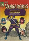Cover for Los Vengadores (Editora de Periódicos La Prensa S.C.L., 1965 series) #31