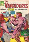 Cover for Los Vengadores (Editora de Periódicos La Prensa S.C.L., 1965 series) #34