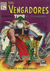 Cover for Los Vengadores (Editora de Periódicos La Prensa S.C.L., 1965 series) #35