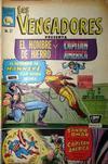 Cover for Los Vengadores (Editora de Periódicos La Prensa S.C.L., 1965 series) #37