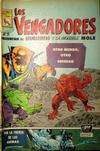 Cover for Los Vengadores (Editora de Periódicos La Prensa S.C.L., 1965 series) #39