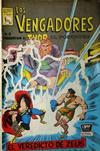 Cover for Los Vengadores (Editora de Periódicos La Prensa S.C.L., 1965 series) #40