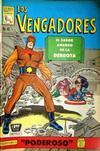 Cover for Los Vengadores (Editora de Periódicos La Prensa S.C.L., 1965 series) #42