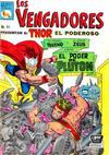Cover for Los Vengadores (Editora de Periódicos La Prensa S.C.L., 1965 series) #44