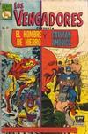 Cover for Los Vengadores (Editora de Periódicos La Prensa S.C.L., 1965 series) #47