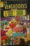 Cover for Los Vengadores (Editora de Periódicos La Prensa S.C.L., 1965 series) #51