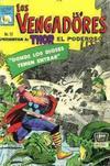 Cover for Los Vengadores (Editora de Periódicos La Prensa S.C.L., 1965 series) #52