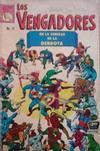 Cover for Los Vengadores (Editora de Periódicos La Prensa S.C.L., 1965 series) #54