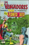Cover for Los Vengadores (Editora de Periódicos La Prensa S.C.L., 1965 series) #56